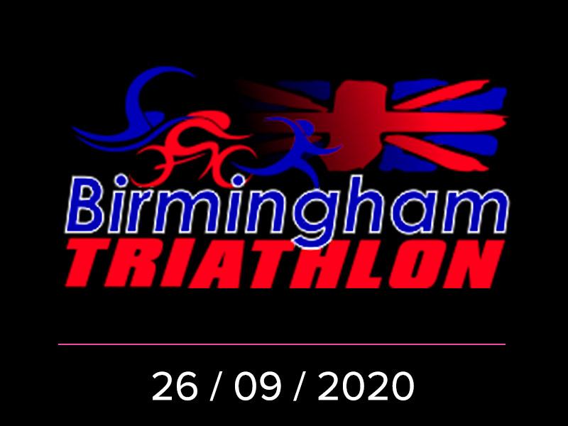 Birmingham Triathlon 2020