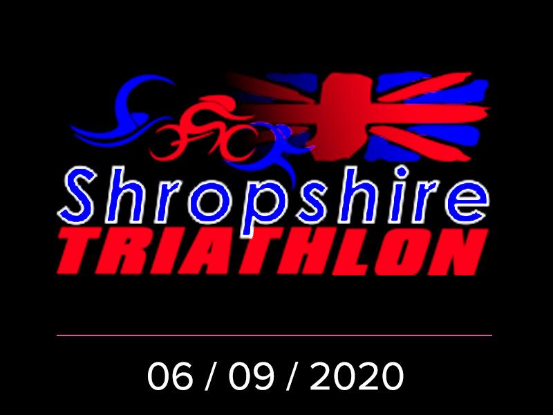 Shropshire Triathlon 2020